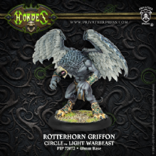 Rotterhorn Griffon Circle Light Warbeast